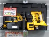 DEWALT ROTARY HAMMER DC212KA KIT WITH 2 BATTERIES AND CHARGER AND CASE
